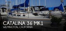 1984 Catalina 36 MK1