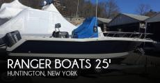 1993 Ranger Boats 250 Center Console