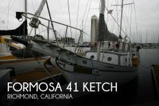 1975 Formosa 41 Ketch