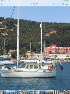 Nauticat 33 MK11
