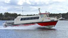 Passenger vessel Fyrskar af Gryt.