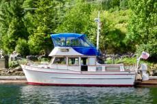1977 Universal Marine Tri-Cabin