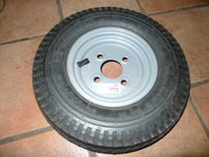 8 x 4.00 4.80 trailer wheel tyre