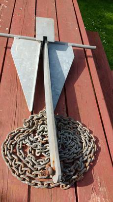 Danforth anchor
