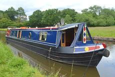 52ft Trad Stern Narrowboat