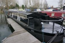 2006 Liverpool Boat Company Widebeam 50ft