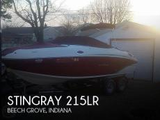 2015 Stingray 215LR