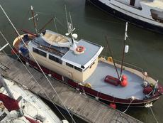 Converted Steel 52' Motor Vessel