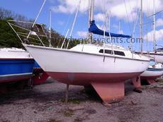 Hurley 24/70 Bilge Keel Yacht