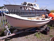 Arran 14 Bilge Keel Day Fishing Boat