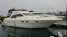 PRICE REDUCED - Sealine F43 1998 Aft cabin, 2 owners from new