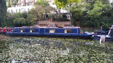 Soporific 57ft cruiser stern narrowboat
