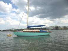 Folkboat 25 (under offer)