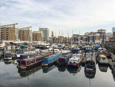 Limehouse Leisure Mooring and NB