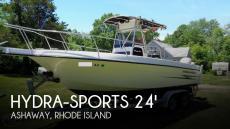 2000 Hydra-Sports Sea Horse 230