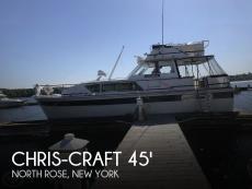 1973 Chris-Craft 45 Commander