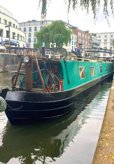 Beautiful 70ft Trad Narrow Boat, 5 berth