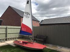 Topper Sail No.41914