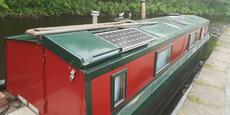 43ft Narrowboat, 'Delta Pride'. Fully Refurbished