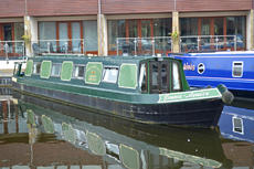 46ft Cruiser Stern Narrowboat