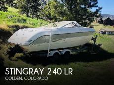 2003 Stingray 240 LR