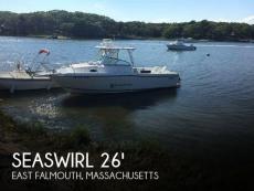 2001 Seaswirl Striper 2600