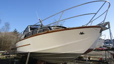 Fairey Hunstman 31 Aft Cabin - Renovation Project Boat