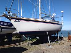 Transportable Yacht Cradle TC9