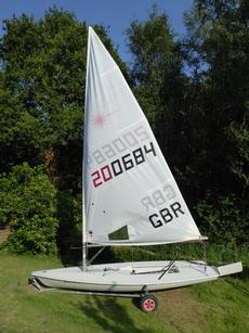 Laser XD 200684 Southampton