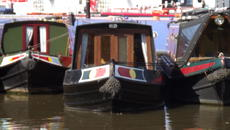 Frodsham Castle - 60ft cruiser stern narrow boat