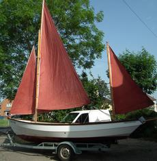 Original Devon Lugger 2003