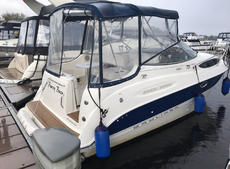 2005 Bayliner 245 Sports Cruiser Diesel