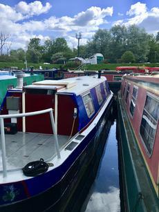 Beautiful 38ft Narrowboat