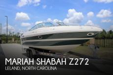 2000 Mariah Shabah Z272