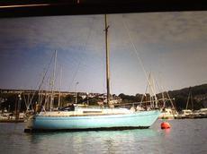 Sadler yacht 25