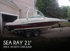 2006 Sea Ray 200 Sun Deck