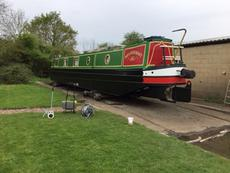 Meanderist 57ft Traditional Narrow Boat **PRICE REDUCED**