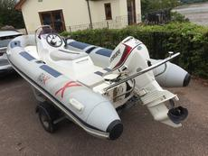 2005 Rib-X Xp 470 in excellent condition