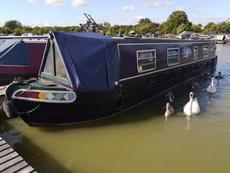 40 ft narrowboat