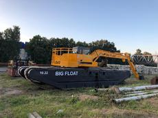 Remu Big Float Excavators