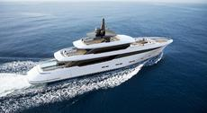 50 meter oceanX superyacht, NEW BUILD