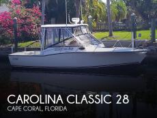 2000 Carolina Classic 28 SF