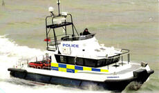 12m SOUTH CATAMARAN (MCA Cat. 2) Ex Police