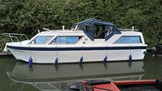Viking 26cc River Cruiser
