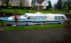 1990 Shady Lady Aquafibre 44