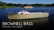 1964 Brownell Bass