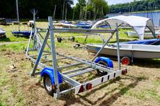MERSEA Double Stack Dinghy Trailer