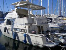 Carver 390 Boat based in La Rochelle