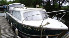 28 ft Dawncraft GRP 'Jade Mist'