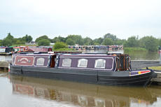 45ft Trad Stern Narrowboat